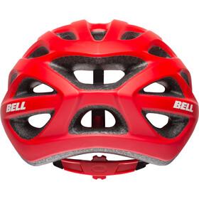 Bell Tracker R Casco, red/black